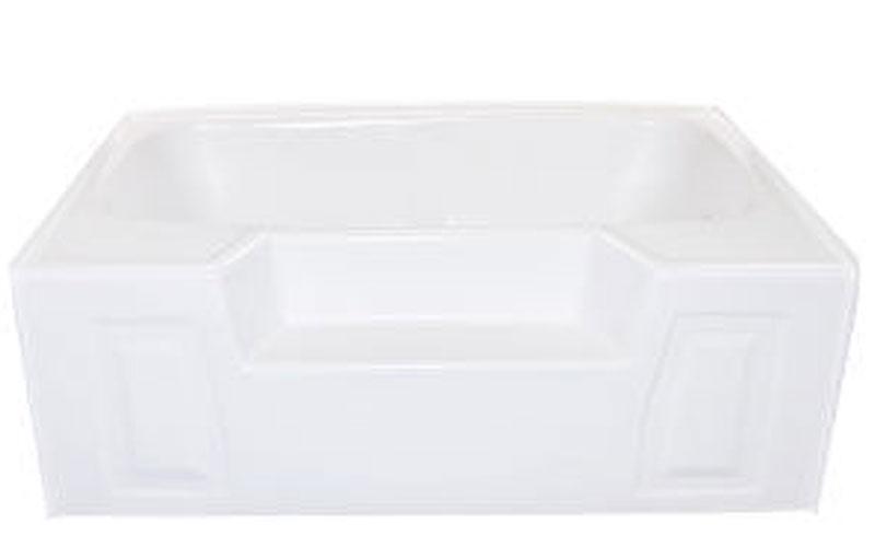 2. ABS Standard Gauge Garden Bathtub for Mobile Home