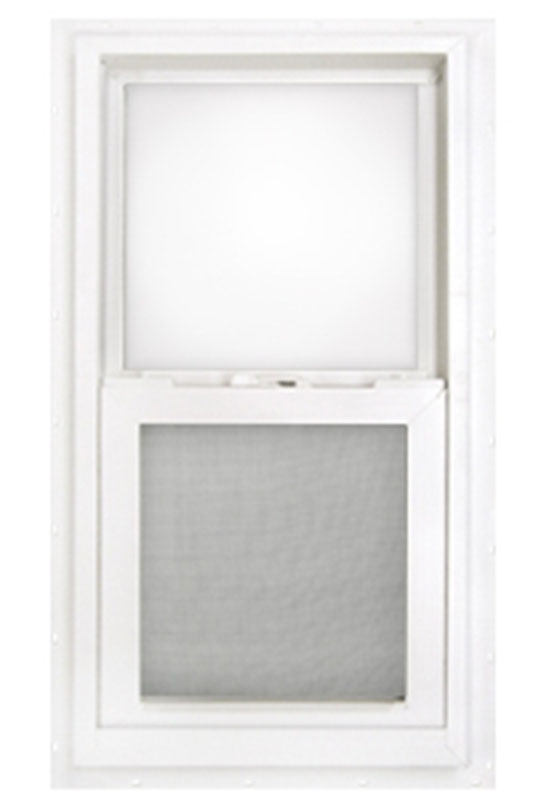 2. Kinro 30 x 54 Vinyl Vertical Sliding Window for Mobile Home