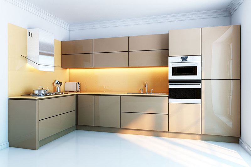 Metal Kitchen Cabinets 02