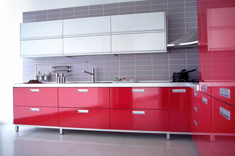 Metal Kitchen Cabinets 04