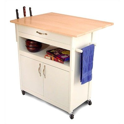 craftsmen-drop-leaf-utility-cart