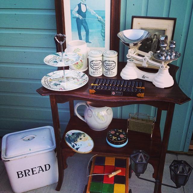 white-vintage-enamel-bread-bin