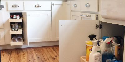 choosing whether to reface or replace your kitchen cabinets
