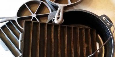 cast iron cookware 8