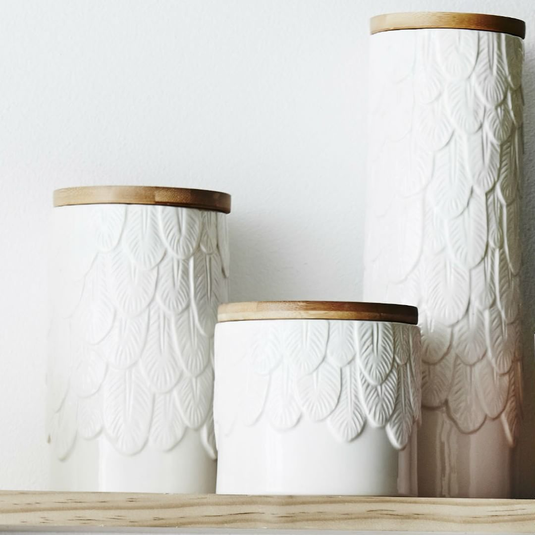 Kitchen Canisters Designs for Modern Living - Buungi.com