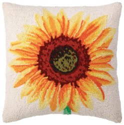 pillow-yellow-sunflower