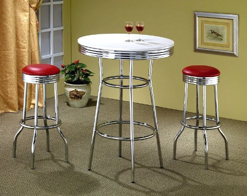 pub-table-and-stools-for-your-retro-kitchen