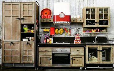 retro kitchen decor ideas 9