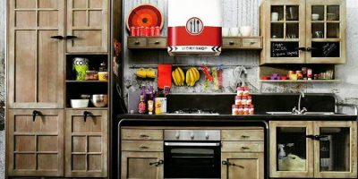 retro kitchen decor ideas 9