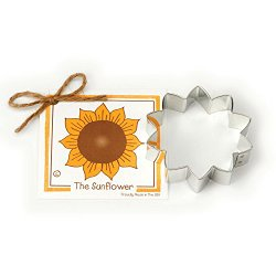 sunflower-cookie-cutter