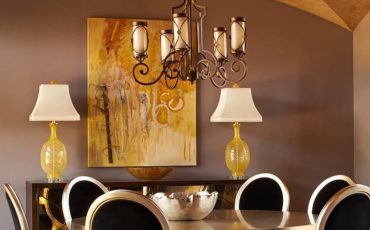 wall colors for a dining room 1
