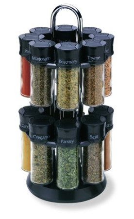 carousel-spice-racks-for-kitchen-cabinets