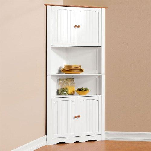 white-kitchen-pantry-cabinet