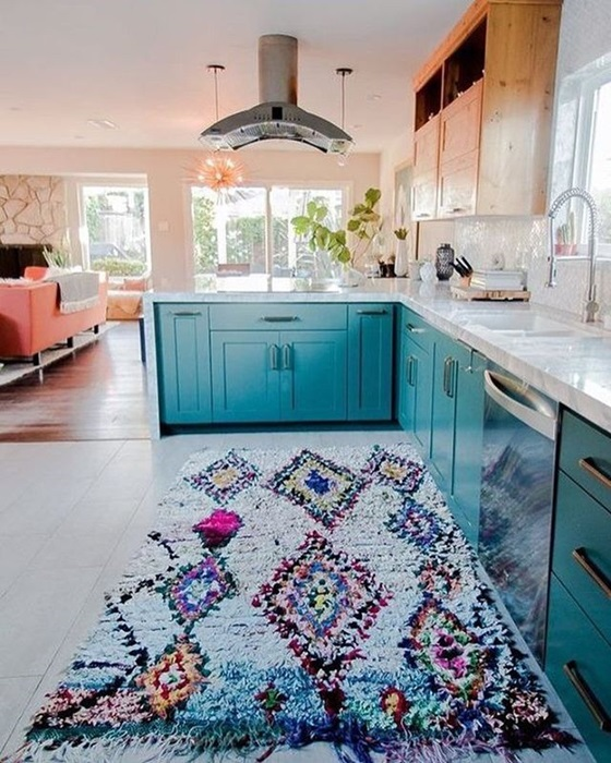 Tips For Kitchen Color Ideas: Kitchen Area Rugs Ideas