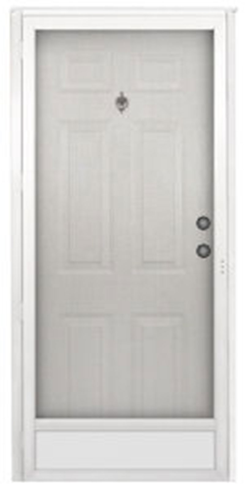 3. Combination Mobile Home Exterior Door with Full View Storm