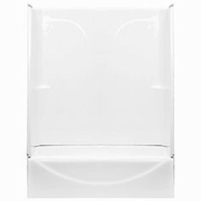 4. American Fiberglass Sectional Tub for Mobile Home