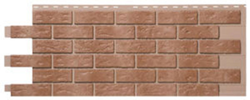 6. Novik Brown Brick Skirting Panel
